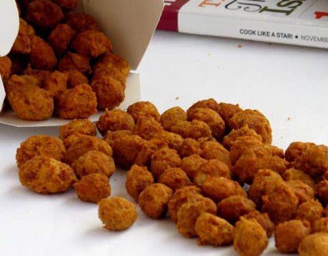 Masala Kadalai - Spicy peanuts