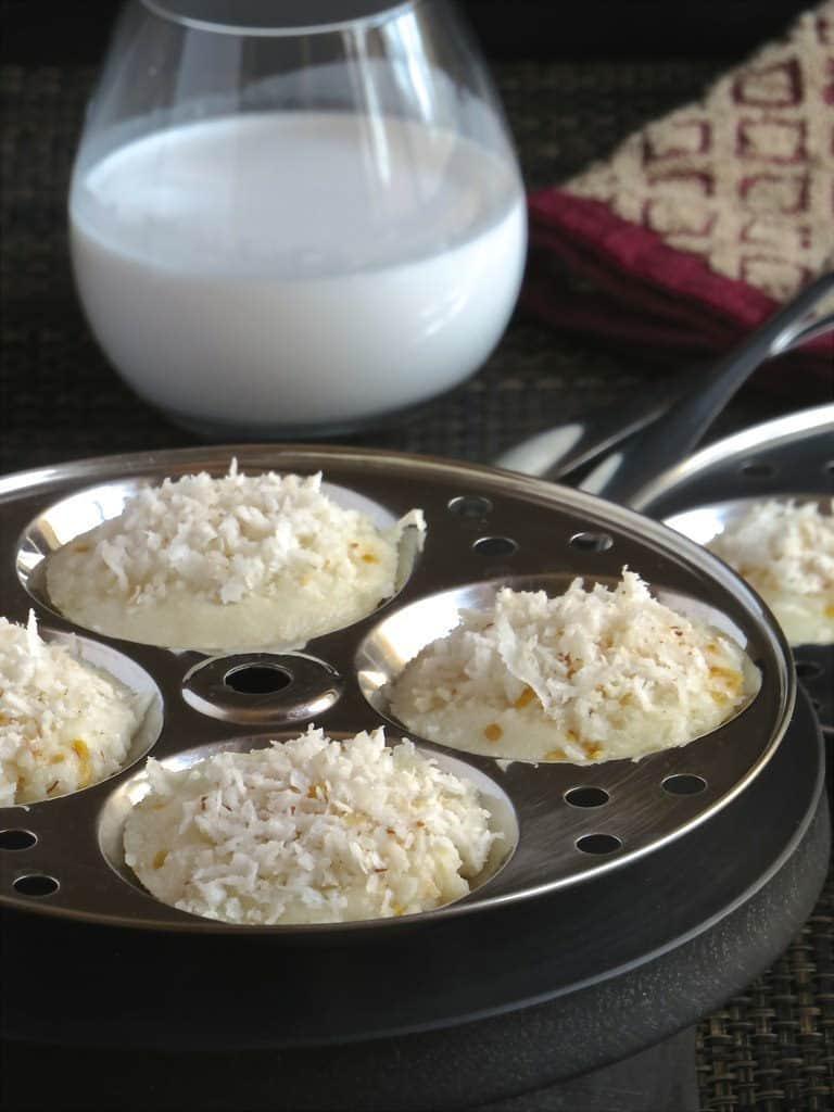 Olaiappam | Sweet Idly - Pondy Breakfast