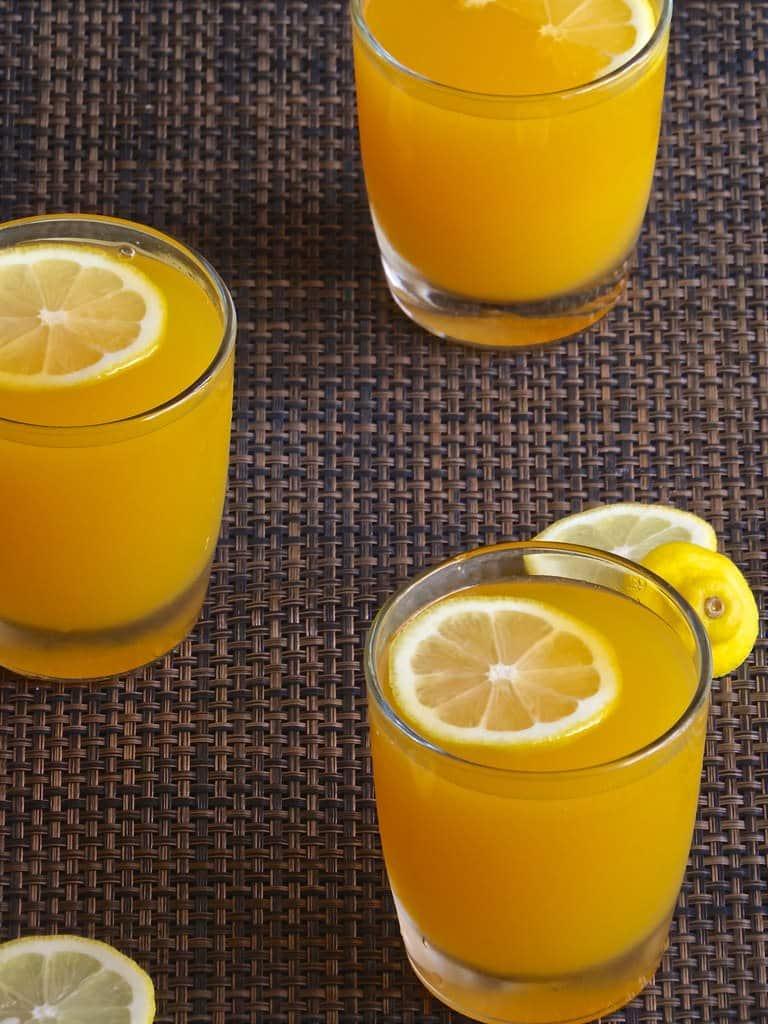Triple Punch – Pineapple Orange Lemonade