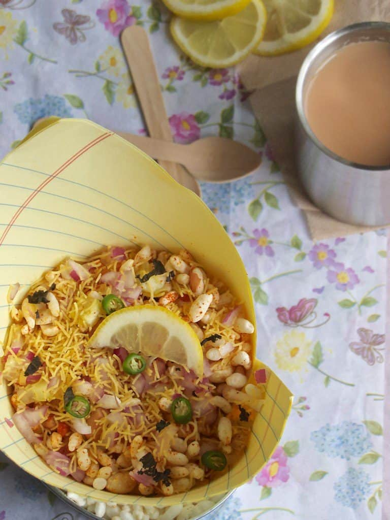 Jhal Muri | Puffed Rice snack