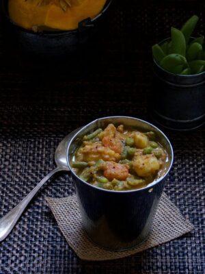 Thiruvathirai Kootu recipe