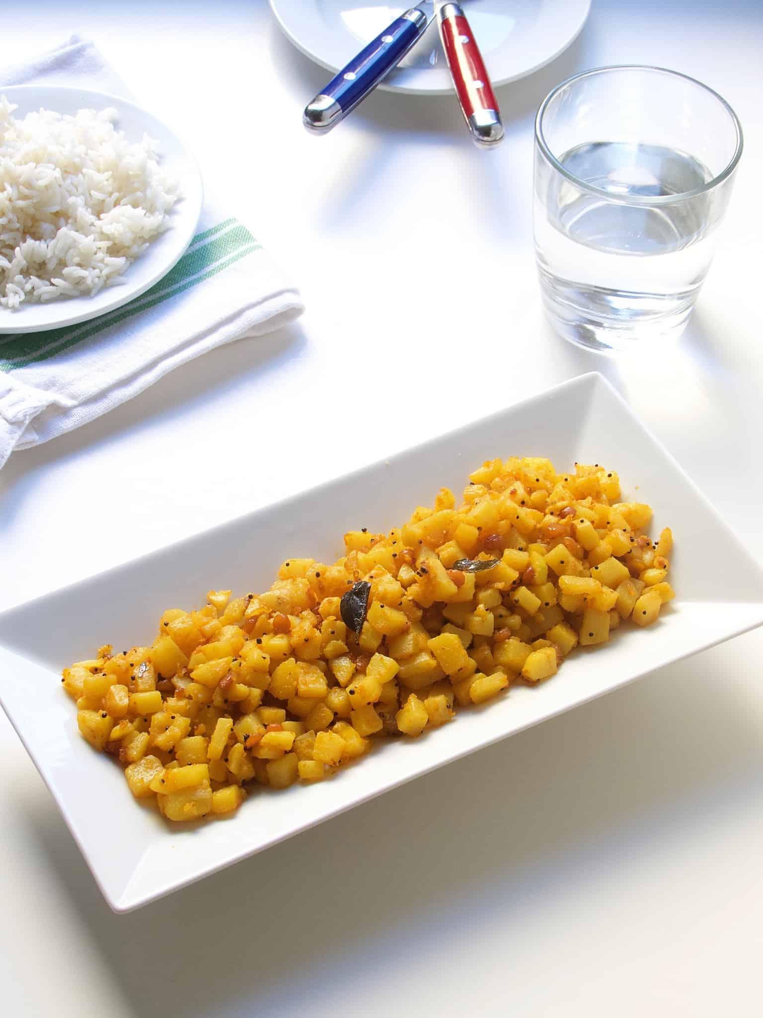 Spicy Urulai