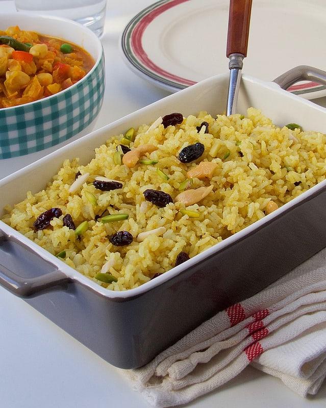 Geelyrs – Yellow Rice