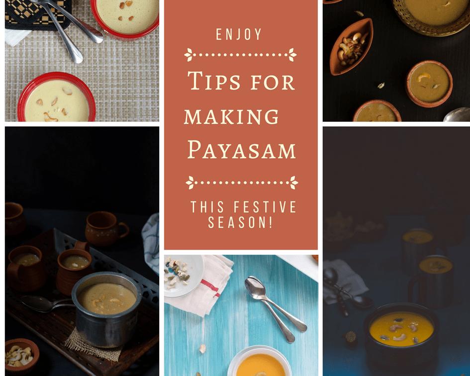 Tips for making Kheer | Payasam