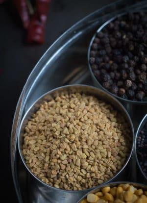 Fenugreek seeds - Venthayam - Methi seeds
