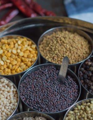 Mustard seeds - Kadugu