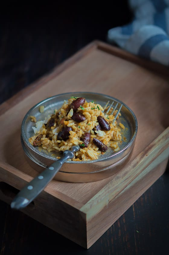 how to make punjabi rajma