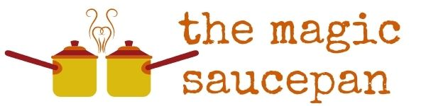 The Magic Saucepan logo